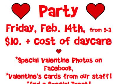 2013 Valentine's party