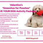 Valentine Party Dog Daycare