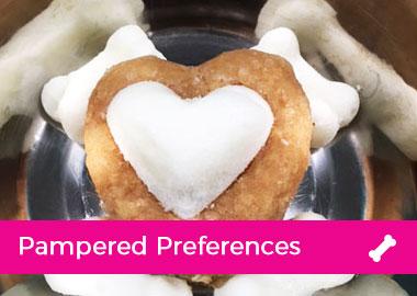 Pampered Preferences